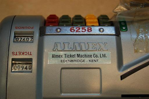 Almex  U.K .